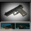 I Am Legend original movie prop weapon
