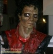 Thriller replica movie prop