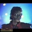 Thriller replica movie prop