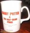 Harry Potter and the Half Blood Prince replica production material