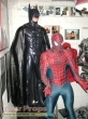 Spider-Man replica production material