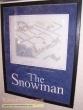 The Snowman original movie prop