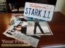 Iron Man 2 replica movie prop