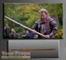 Robin Hood  Prince of Thieves original movie prop