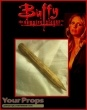 Buffy the Vampire Slayer replica movie prop