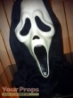 Scream replica movie costume