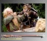 The Chronicles of Narnia  Prince Caspian original movie prop weapon