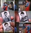 Superman III replica movie prop