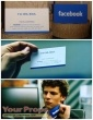 The Social Network replica movie prop