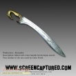 Alexander original movie prop weapon