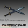 King Arthur original movie prop weapon