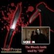 Scream 4   Scre4m original movie prop weapon