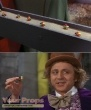 Willy Wonka and The Chocolate Factory replica movie prop