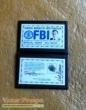Mancuso  FBI replica movie prop
