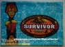 Survivor Panama - Exile Island original movie prop