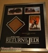 Star Wars  Return Of The Jedi swatch   fragment set dressing   pieces