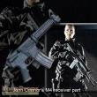 Terminator Salvation original movie prop weapon