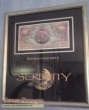 Serenity original movie prop
