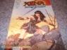 Xena  Warrior Princess original production artwork