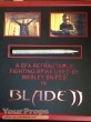 Blade 2 original movie prop