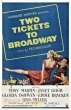 Two Tickets to Broadway original production material