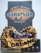 Survivor Blood vs  Water original movie prop