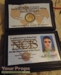 Navy NCIS  Naval Criminal Investigative Service made from scratch movie prop