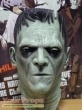 Frankenstein replica make-up   prosthetics