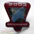 Star Trek  Enterprise original film-crew items