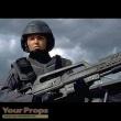 Starship Troopers original movie prop