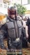 Dredd replica movie costume