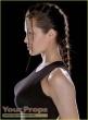 Lara Croft  Tomb Raider replica make-up   prosthetics