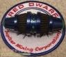 Red Dwarf replica movie prop