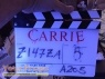 Carrie original film-crew items