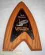 Star Trek  Voyager original film-crew items