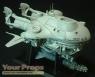 Godzilla  Mothra and King Ghidorah replica movie prop