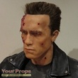 Terminator 2  Judgment Day made from scratch movie prop