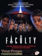 The Faculty original production material