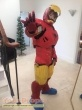 The Avengers replica movie costume
