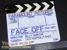 Face Off original film-crew items