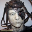 Star Trek the Experience  The Klingon Encounter original model   miniature