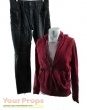 Warm Bodies original movie costume