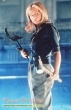 Buffy the Vampire Slayer made from scratch movie prop weapon