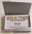 Star Trek The Magazine original production material