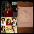 How I Met Your Mother original production material