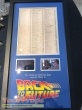 back to the future original movie prop