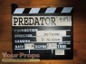 Predator original production material
