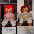 Annabelle original model   miniature
