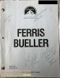 Ferris Buellers Day Off original production material