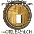 Hotel Babylon  (2006-2009) original movie prop